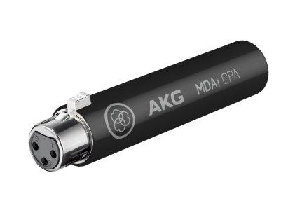 AKG MDAI CPA Connected PA Microphone Adapter MDAI-CPA