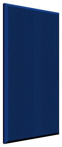 Auralex B248EBY  (1) 4' x 8' Wall ProPanel with Ebony Fabric, Beveled Edge B248EBY