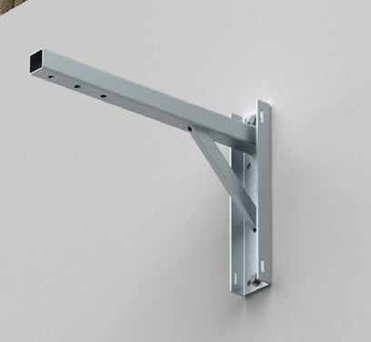 """Allen Products/Adaptive Technologies SAS-200-24-SS  24"""" Steerable Wall Mount for Outdoor Use, Stainless Steel SAS-200-24-SS"""