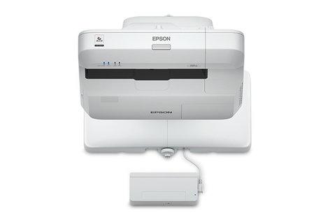 Epson BRIGHTLINK-697UI  4400lm WUXGA 3LCD Interactive Short Throw Projector BRIGHTLINK-697UI