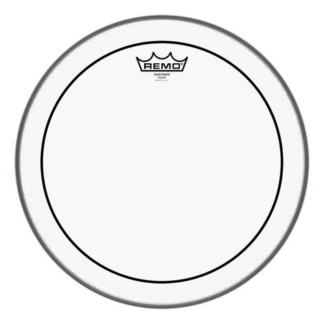 """Remo PS-0308-00 8"""" Clear Pinstripe Batter Side Drum Head PS-0308-00"""