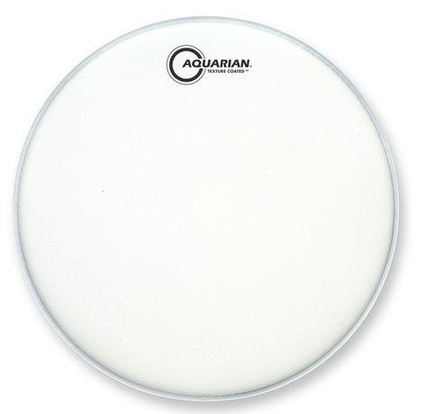 "Aquarian Drumheads TC10 10"" Satin Finish Coated Single-Ply Drum Head TC10"