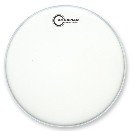 "Aquarian Drumheads TC12 12"" Satin Finish Coated Single-Ply Drum Head TC12"