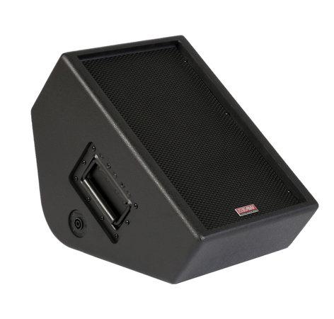 "EAW-Eastern Acoustic Wrks VFM109i 10"" Passive Two-Way Full-Range Stage Monitor, Black VFM109I-BLACK"