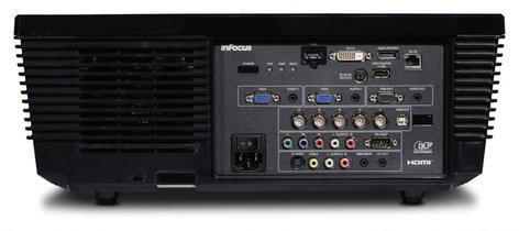 InFocus IN5316HDa [RESTOCK ITEM] 5000 Lumens 1080p HD DLP Projector IN5316HDA-RST-02