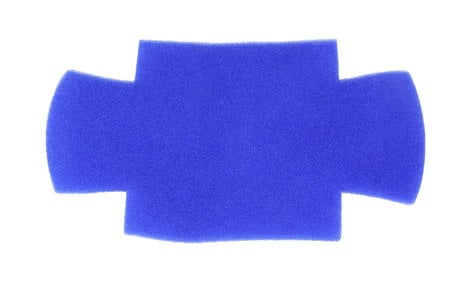 Shure 36B172 Blue Front Foam Filter for Super 55 36B172