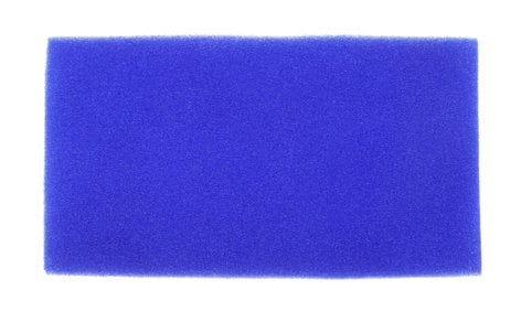 Shure 36B173 Rear Blue Foam Filter for Super 55 36B173