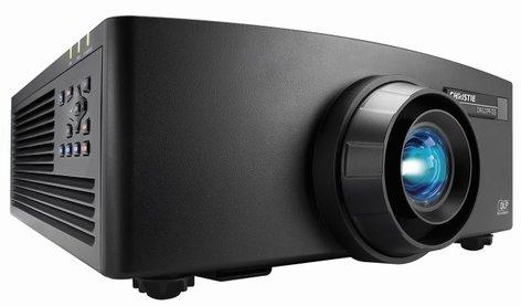 Christie Digital DWU599-GS-B 6065 Lumen 1DLP WUXGA Laser Projector in Black - Body Only DWU599-GS-B