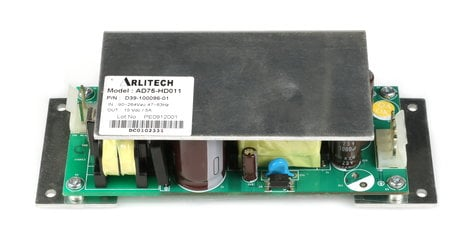 Elation Pro Lighting D39-100096-01 Power Supply PCB for EAR568 D39-100096-01