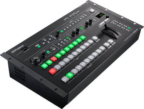 Roland System Group V-800HD MKII Multi-Format Video Switcher with 16 Inputs and 8 Cross Points V-800HD-MKII