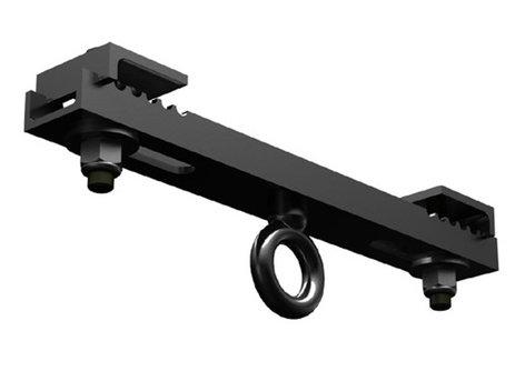 "ATM/Adaptive Technologies BC7-12 7-12"" 1-Ton Swivel Eye Beam Clamp BC7-12"