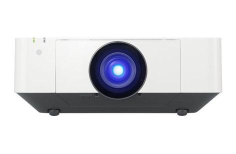 Sony VPL-FWZ65 6000 Lumen WXGA 3LCD Laser Projector in White VPL-FWZ65