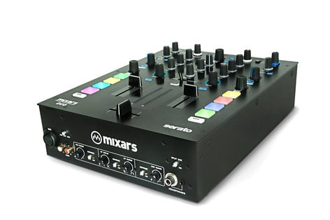 Mixars DUO MKII 2-Channel DJ Mixer DUO-MKII
