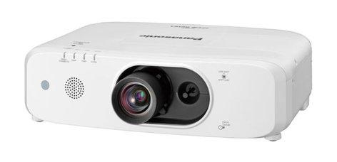Panasonic PT-FW530U 4500 Lumen WXGA LCD Compact Projector in White PTFW530U