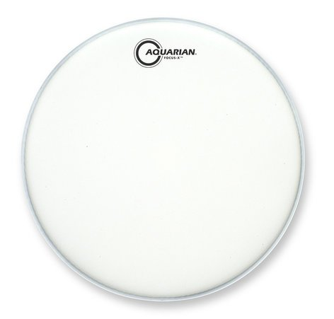 "Aquarian Drumheads TCFX10 10"" Focus-X Coated Drum Head TCFX10"