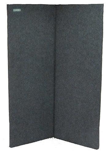 "Clearsonic S2466X2 66"" x 48"" Sorber Acoustic Panel in Dark Grey S2466X2"