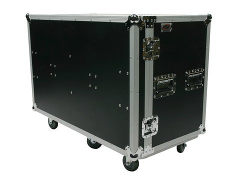 Elite Core Audio OSP PRO-WORK-SXS ATA Side by Side Drawer Case OSP-PRO-WORK-SXS