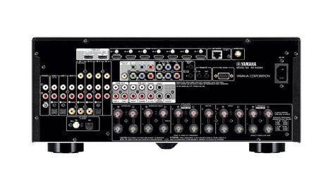 Yamaha RX-A2060 9.2 Channel Network AV Receiver RX-A2060BL