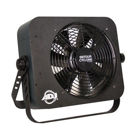 ADJ ENTOUR-CYCLONE Entour Cyclone High Output DMX Controlled Fan with Variable Speeds ENTOUR-CYCLONE