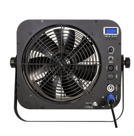 ADJ Entour Cyclone High Output DMX Controlled Fan with Variable Speeds ENTOUR-CYCLONE