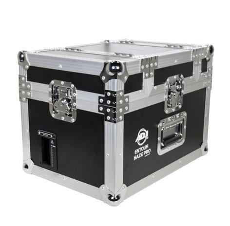 ADJ Entour Haze Pro 3000 cu ft/ min High Output Haze Machine ENTOUR-HAZE-PRO