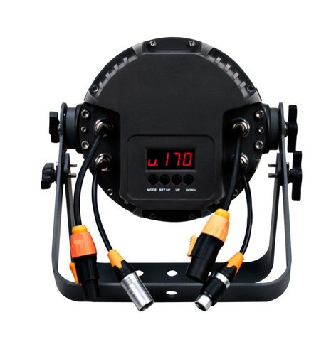 ADJ UV 72IP 72 W Outdoor IP65 LED UV Par Light UV-72-IP