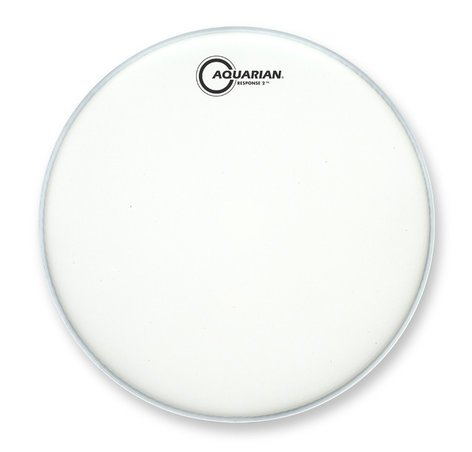 "Aquarian Drumheads TCRSP2-13 13"" Response 2 Coated Drum Head TCRSP2-13"