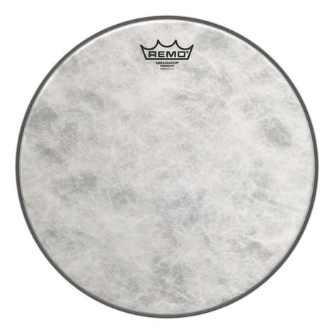 "Remo FA-1516-00 16"" Fiberskyn 3 Ambassador Bass Drum Head FA-1516-00"