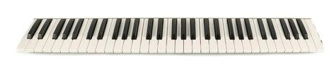 Korg 500420007400  Complete 61-Key Keybed for Kronos 2 500420007400