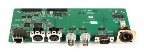 Yamaha WF268800  Jack PCB for M7CL WF268800