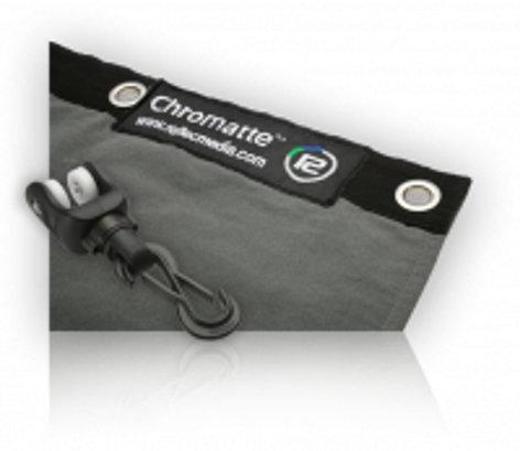 Reflecmedia RM1204 16 x 10 ft Chromatte drape RM1204