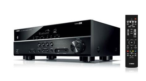 Yamaha RX-V383 5.1-Channel A/V Receiver RX-V383BL