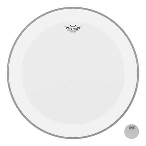 "Remo P4-0108-BP 8"" Powerstroke 4 Coated Drumhead P4-0108-BP"
