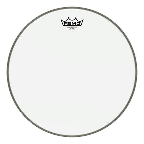 """Remo BA-0315-00 15"""" Clear Ambassador Batter Drum Head BA-0315-00"""