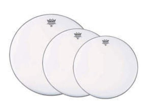 """Remo PP-0960-BE Coated Emperor Fusion Tom Batter Drumhead Pack: 10"""",12"""",14"""" PP-0960-BE"""