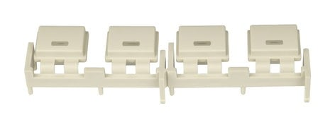 Yamaha WE944701 Bank of 4 White Buttons for M7CL WE944701