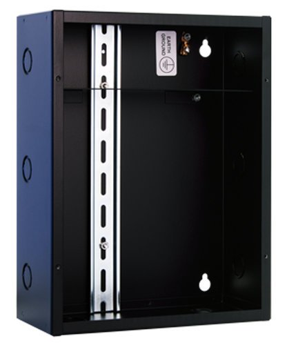 """Pathway Connectivity 1105 eDIN System Enclosure with 9"""" Vertical DIN Rail P1105"""