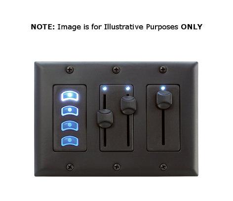 Pathway Connectivity 700-5313 NSB PoE- One Slider Master Insert P700-5313