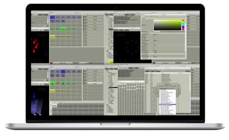 Enttec D-PRO 8U 8 Universe Lighting Controller Software 70571