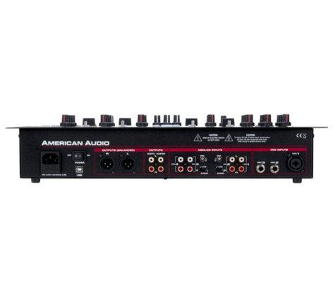 American Audio 19MXR-LTD  4 Channel DJ Mixer/Controller  19MXR-LTD