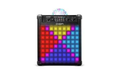 Ion Audio Party Rocker Max Wireless Speaker System with Onboard Light Show PARTY-ROCKER-MAX