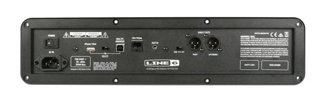 Line 6 50-04-0141 Spider V240 Amp Assembly 50-04-0141