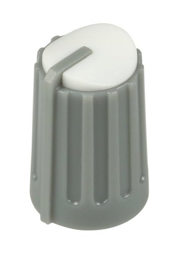 Behringer W52-00200-11004  White/Grey Knob for UB802 W52-00200-11004