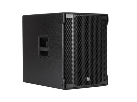 """RCF SUB-8003-AS-MK2 SUB 8003-AS II Active 18""""Subwoofer with 4"""" Voice Coil SUB-8003-AS-MK2"""