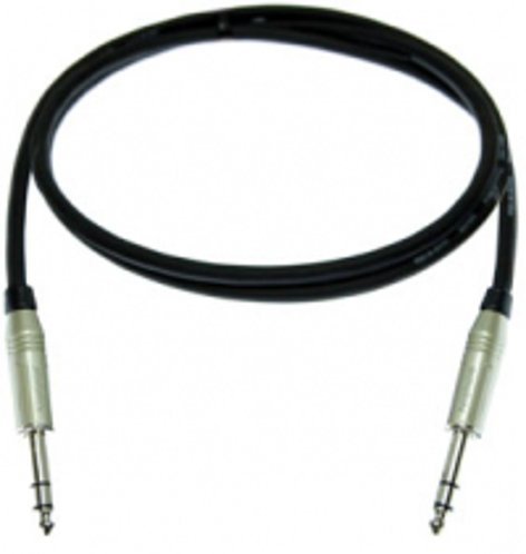 Pro Co BP6 6 ft. TRS-TRS Audio Patch Cable BP6-PROCO