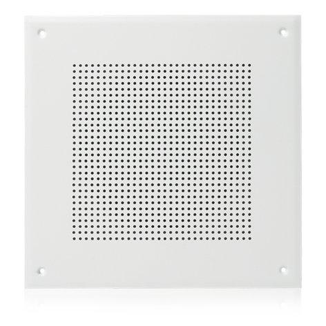 "Atlas Sound UHT70C-U161-8 8"" In-Ceiling Loudspeaker for Fire Signaling with 5-Watt 70V Transformer and U161-8 Baffle UHT70C-U161-8"
