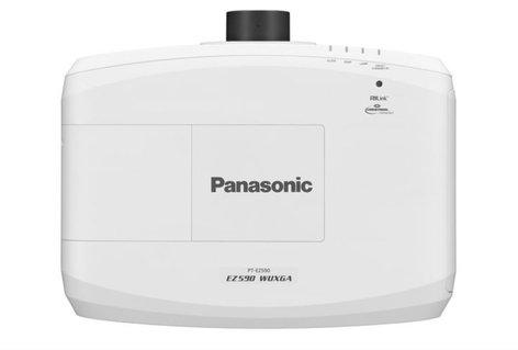 Panasonic PT-EW650U [RENTAL B-STOCK MODEL] 5800 Lumen WXGA LCD Installation Projector PTEW650U-RST-02