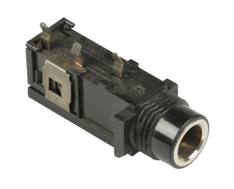 "Behringer W64-03182-03176  1/4"" Mono/Left Output Jack for P16-M W64-03182-03176"