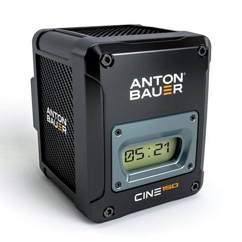 Anton Bauer CINE 150 GM Lithium-Ion Gold Mount Battery CINE-150-GN