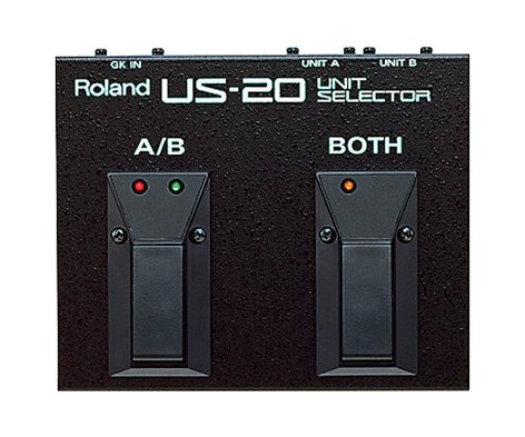 Roland US-20 Unit Selector for V Guitar System US20-ROLAND